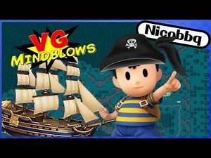 Earthbound HATES Pirates! - VG Mindblows