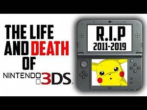 The Life and Death of the Nintendo 3DS