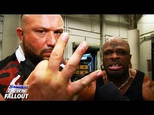 Have The Dudley Boyz lost confidence?: SmackDown Fallout, September 17, 2015