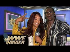@WWEInsider: The Rapping Superstar Gets Crunk