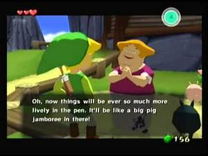 "Zelda: Wind Waker - Part 3: ""Set sail!"""