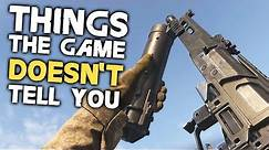 Modern Warfare 2019 - 10 Things The Game DOESN'T TELL YOU