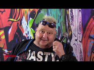 Knobbs on Traveling with Shane McMahon
