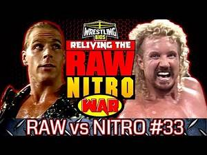 """Raw vs Nitro """"Reliving The War"""": Episode 33 - May 20th 1996"""