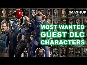 Most Wanted Guest DLC Characters - Mortal Kombat 11