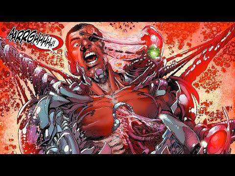 10 Most Messed Up Moments In DC Comics
