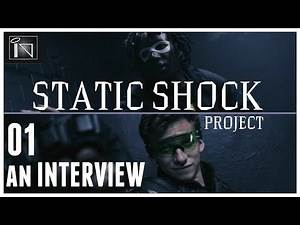 STATIC SHOCK [Live Action] Q&A 01-The Experience
