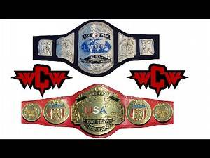 Short-Lived Tag Team Championships in WCW