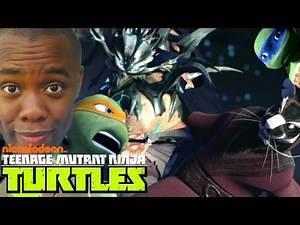 """NINJA TURTLES """"Requiem"""" Recap Review - Splinter vs. Super Shredder #TMNT"""