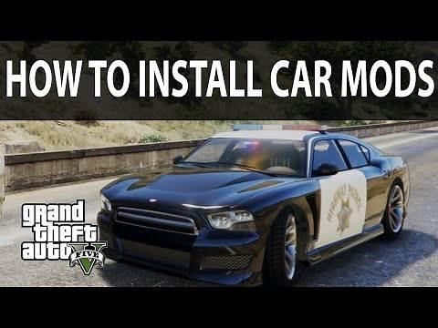 How To Install GTA 5 PC Car Mods