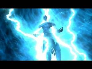 GOD OF WAR - Gods of Olympus give their power to Kratos (God of War 1 best moments)