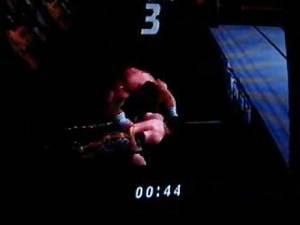 WWF No Mercy CAW - KENTA vs. AJ Styles