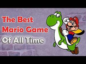 The Best Mario Game of All Time