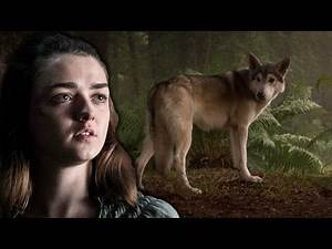 The Missing Direwolf We Have All Been Waiting For! (Game of Thrones)