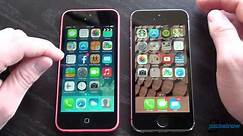 iPhone 5C vs. iPhone 5S | Pocketnow