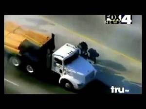 The world's MOST BADASS and DANGEROUS car chase from the police ever! MUST WATCH