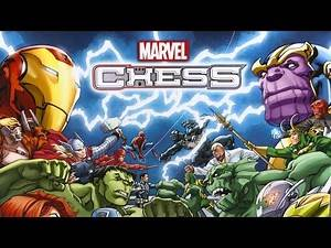 Marvel Chess Game from Hasbro