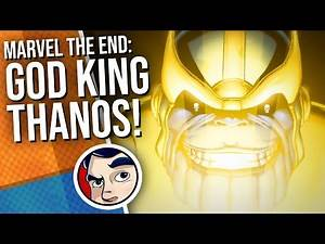"""What If... The End """"God King Thanos"""" #2 - Complete Story 