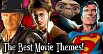 10 AWESOME Movie Themes by John Williams!