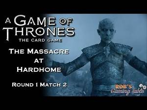 Game of Thrones: Card Game - The Massacre at Hardhome 1.2
