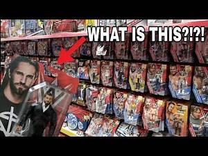 TOY HUNT!!!   FINDING COREY ROLLINS?!?!?!   WWE Mattel Wrestling Figure Shopping Fun #68