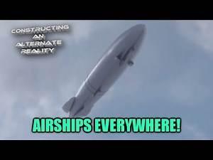 Airships Everywhere | Fringe's Alternate Universe