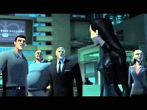 BEWARE THE BATMAN Instinct Clip 1 Episode # 11 Cartoon Network DC COMICS NATION Animated TV Series
