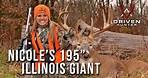 """IS HE DOWN?!"" -- Nicole's 195"" Illinois Giant | Throwback Hunts"