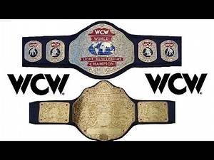 Short-Lived Single Titles in WCW