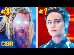 15 MCU Transformations Ranked From Worst To Best
