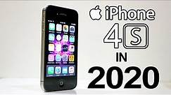 Apple iPhone 4S In 2020 | REVIEW 🔥