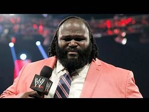 Mark Henry Going Into WWE Hall Of Fame