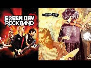 Green Day: Rock Band - Insomniac #4 - Geek Stink Breath