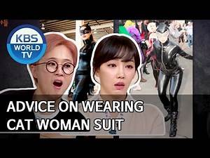 Advice on wearing Catwoman suit [Problem Child in House/2020.07.17]