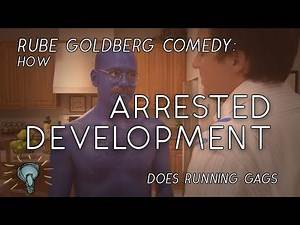 How ARRESTED DEVELOPMENT Does Running Gags   Deep Dive