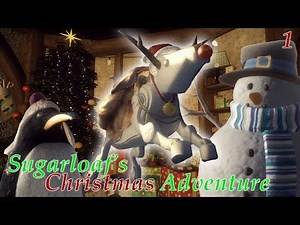 New Vegas Mods: Sugarloaf's Christmas Adventure - Part 1