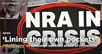 'NRA in crisis' ad campaign launched ahead of gun group's annual convention in Indiana
