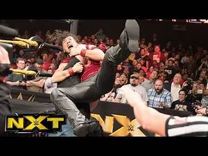 Samoa Joe attacks Shinsuke Nakamura: WWE NXT, Sept. 14, 2016