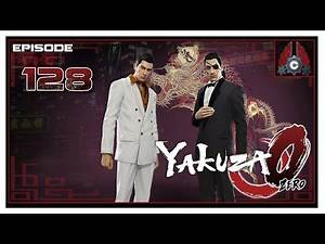 Let's Play Yakuza 0 With CohhCarnage - Episode 128