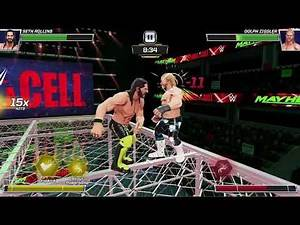 How To Play Hell In A Cell matches in WWE Mayhem