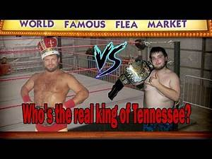 Who's the real King of Tennessee? The Day Tennessee wrestling died - WFFM