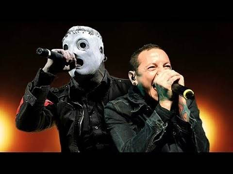 Linkin Park / Slipknot - Last Cry For Help [OFFICIAL MUSIC VIDEO] [FULL-HD] [MASHUP]