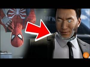 Mr.Negative IS NOT The Only or Main Villain of Spider-Man PS4