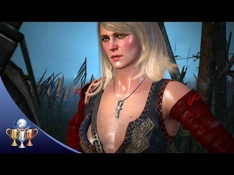 The Witcher 3 Wild Hunt - Keira Metz - Don't Kill Her (Friends with Benefits Part 2/Full Crew)