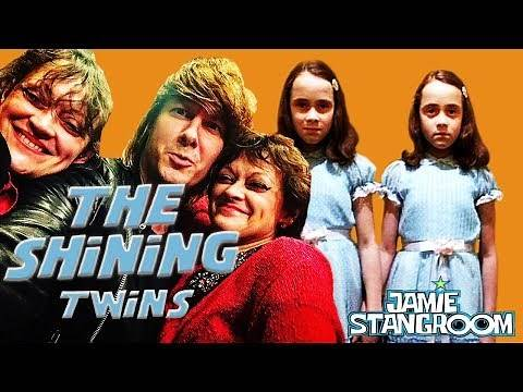 The Shining Twins talk Kubrick, Nicholson & remakes!