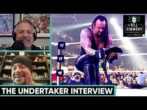 The Undertaker on his Best Matches, Vince McMahon and the Attitude Era   The Bill Simmons Podcast