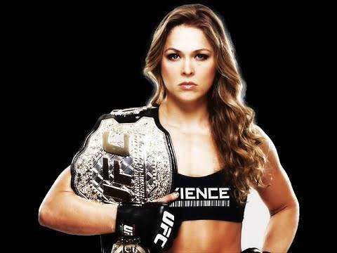 WWE 2K16: (Requested) How to Make a Good Ronda Rousey Tutorial on WWE 2K16