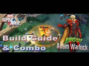 MARVEL Super War: Adam Warlock Build and Guide