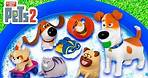 The Secret Life of Pets 2 Mc Donalds Toys Names Characters Happy Meal