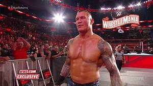 WWE Raw Exclusive: See the aftermath of Randy Orton's assault on Edge